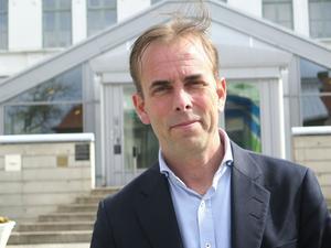 Johan Färnstrand, regiondirektör i Gävleborg, får pris.