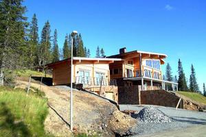 Petter Stordalen har även köpt Frans Scholtes privata hus nedanför hotellet för 10 miljoner kronor. Huset, som kostade över 30 miljoner kronor att bygga, ska nu ingå i hotellet.  Foto: Elisabet Rydell-Janson