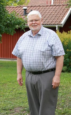 Jörgen Eklund, ny ordförande för Svenska kyrkan i Västerås.