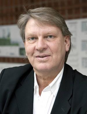 Anders Hagson är konstnärlig professor vid Chalmers tekniska högskola i Göteborg.