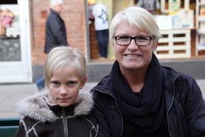 Ella och Annelie Ålund.
