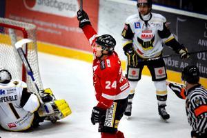Den här kvällen fick inte ÖHK:s Conny Strömberg jubla.