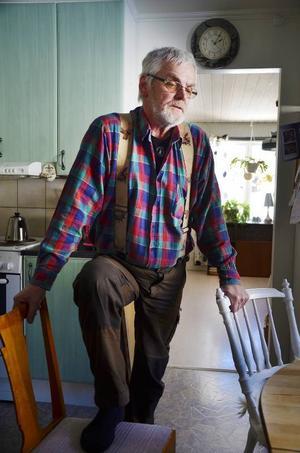 Handsjöbyn är en av byarna där Bergs kommun har inventerat avlopp. Jan-Erik Öhlén, som bor i Handsjöbyn, ifrågasätter de fakturor som kommunen har skickat ut.