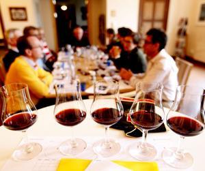 Munskänkarna har funnits i Gävle i 30 år. Alla som vill kan gå med i föreningen som ägnar sig åt vinprovning och vinutbildning.