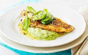 Fisk är mycket nyttigt. Det rekommenderas är att vi ska äta fisk tre gånger i veckan.