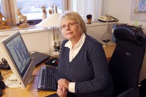 Det förra kommunalrådet Marit Holmstrand (S) fick flest personkryss av alla.