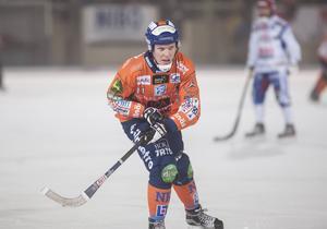 Daniel Berlin var en jätte på Bollnäs mittfält när Kungälv besegrades i fredags.