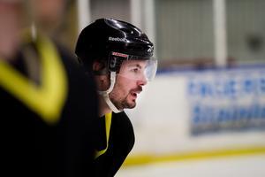 Marcus Räikkönen blir borta minst en månad från hockeyn.