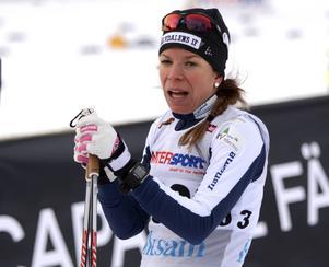 Maria Rydqvist, gör världscuppremiär för säsongen.