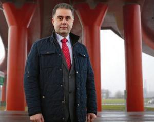 Hawzheen Karim är projektansvarig på Trafikverket för testet med halkvarningssystemet.