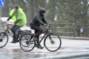 En större satsning på oskyddade trafikanter, som cyklister, måste göras anser Anna Niska.