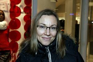 Linda Ström, 31 år, projektledare, Luleå.Jag är från Luleå så jag är van. Det funkar. Luleå har fördelen att där är det vitt i mörkret.