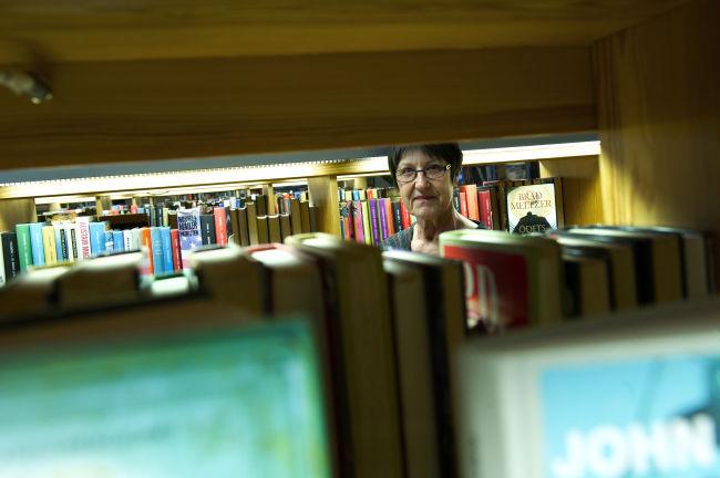Biblioteksassistent prisad