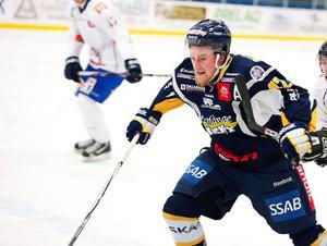 Jeff Jakobs – en av dalmasarna som var med och spelade upp Vita Hästen till hockeyallsvenskan.