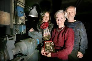 Erika Grann, Eva Landberg och Hans Landberg är tre av författarna bakom den nya boken Pythagoras - Norrtelje.Sweden.