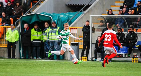 Dennis Persson, VSK