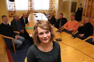 Kramfors kommuns preventionssamordnare Anna Gidlund har funktionen som