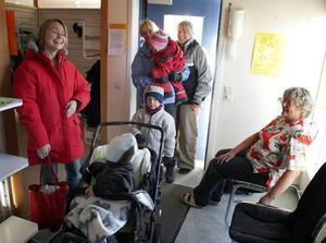Verksamheten vid Familjecentrum, som är en populär mötesplats för småbarnsföräldrar, blir troligen vilande i väntan på nya lokaler.