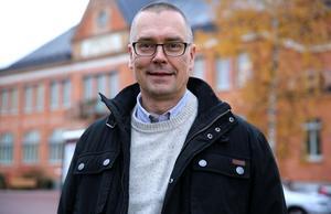Mikael Thalin, kommunalråd i Orsa.