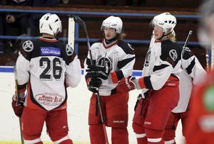 Järvsö har vunnit en match, mot Gällsta i fjärde omgången.