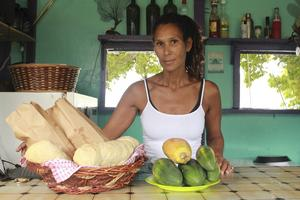 Jeanette Henderson vågade ta steget och bor halva året i Karibien.