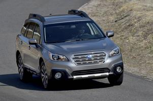 Subaru Outback 2,0D Lineartronic