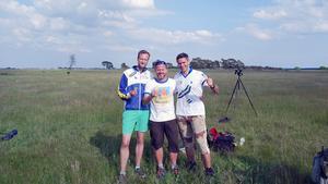 Norbergs Flygklubb tog genom Robert Hellgren, Per Findahl och Kosma Huber tog hand om alla platser på prispallen.
