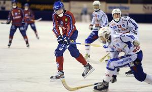 Daniel Liw hade farten uppe mot Kungälv senast och gjorde även ett mål. Forsätter han att leverera mot Vänersborg på fredagkväll?