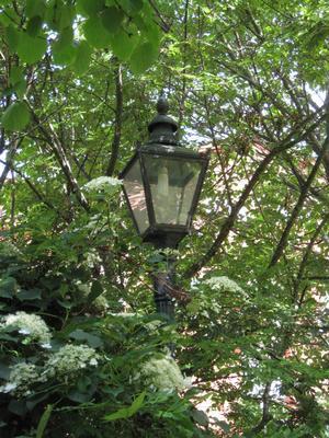 Det är skönt när flitens lampa har tagit semester.
