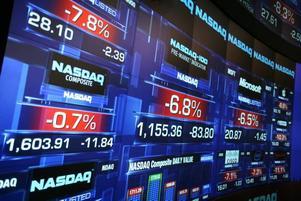 2008 var ett mörkt år på börsen.