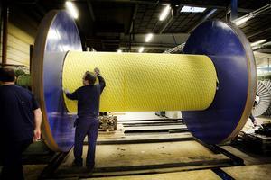 Tillverkningen av kopparkabel i Hudiksvall fortsätter i Hexatronics regi.