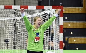 Martina Thörn är uttagen i VM-kvaltruppen till matcherna mot Makedonien.