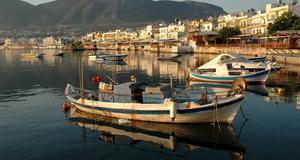 Kreta är en av de destinationer man kan resa till med lågprischarter.