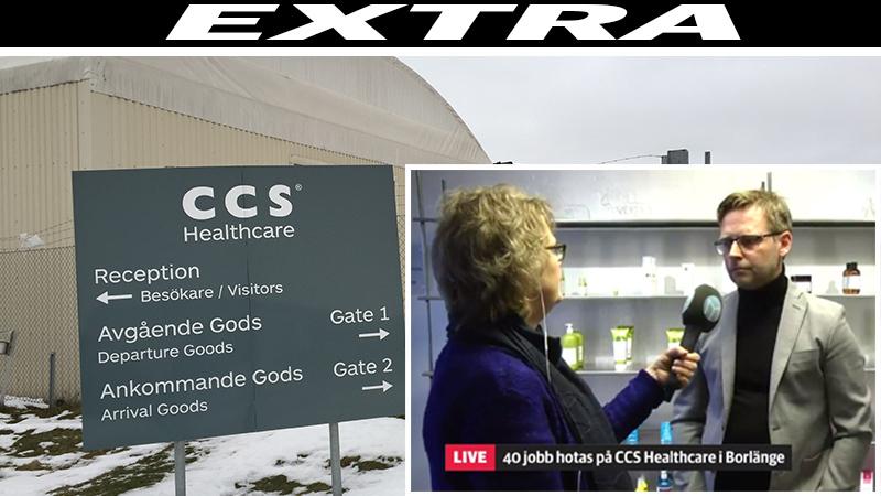 ccs healthcare borlänge