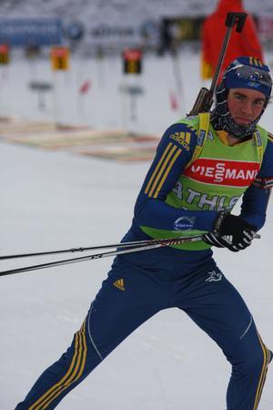 Anundsjös Fredrik Lindström är revanschsugen till helgen. Blev bara 24:a i gårdagens distanslopp.