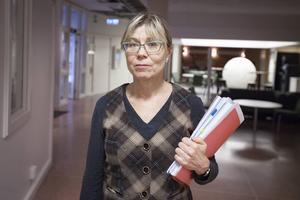 Arkivbild på Eva Lena Rimér, vice chefsåklagare i Östersund.