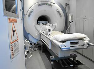 Magnetkamera som används vid medicinsk åldersbedömning.