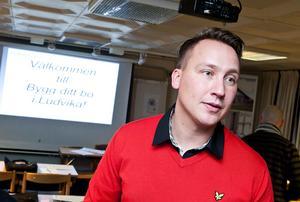 Mattias Fagerheim är nyutsedd vd för ett företag med postadress vid Kronvägen i Ludvika.