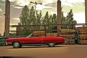 Cadillac EldoradoFoto/Redigering: Jag