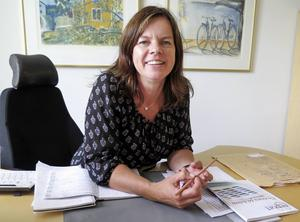 Karin Jonsson slutar som ekonomidirektör i landstinget. Hon har meddelat att hon inte vill ha sitt förordnande förlängt.