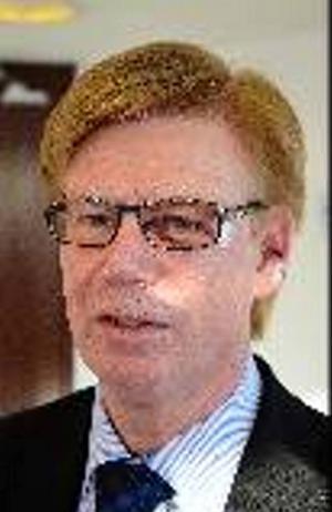 Rodney Engström har inte upplevt att det skulle råda ett hårt debattklimat i Sundsvall.