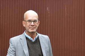 – Nu vet vi inte hur lång tid det här kommer att ta, säger Johan Borggren, fastighetsstrateg på barn- och utbildningsförvaltningen.
