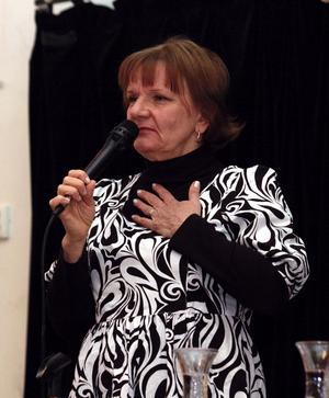 Erkänd. Aino Trosell föddes 1949 och debuterade som författare 1978 och har sedan dess gett ut 18 böcker.