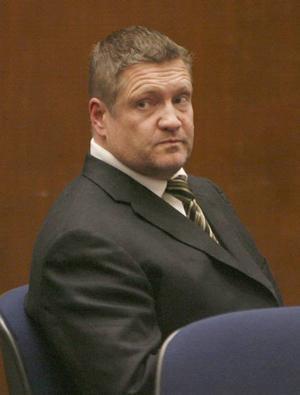 Stefan Eriksson under rättegången 2006 då han dömdes för stöld av flera lyxbilar.