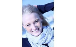 Julia Tollin, från Falun, men som numera bor i Stockholm, är en av 15 kandidater i tävlingen Årets Affärskreatör 2013. Foto: Victor Ackerheim