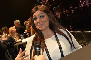 Anna Book sjunger i Melodifestivalen på lördag, dock utom tävlan.