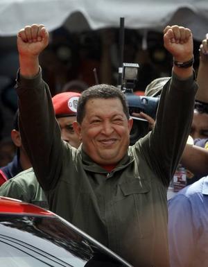 Hugo Chavez vann valet i Venezuela – igen!