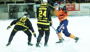 Patrik Nilsson har jagat bästa formen – men ändå hunnit med att göra 14 mål på nio matcher för Bollnäs.