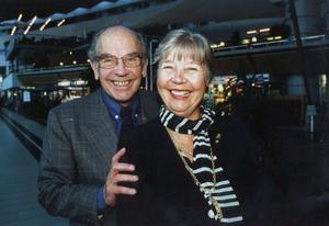 Med Charlie Norman 2005.