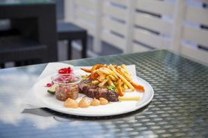 Steak Picanha på Vinbaren.
